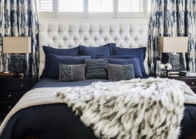Deakin classic bedroom