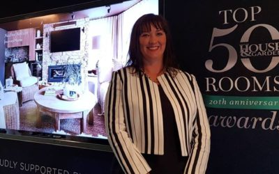 Awarded House and Garden Magazine's TOP 50 Rooms 2018