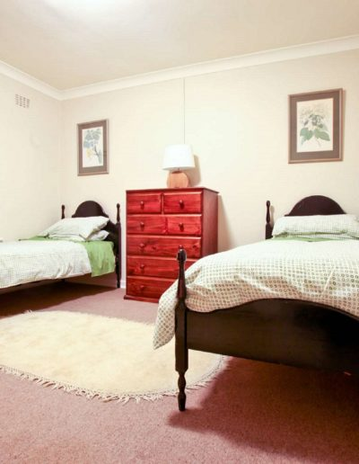 9-1930s CANBERRA BUNGALOW - GUEST ROOM 1 - BEFORE