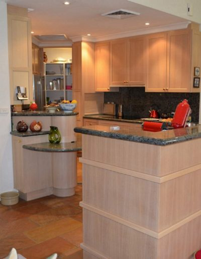 DEAKIN CLASSIC KITCHEN - BEFORE A