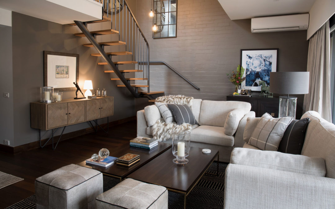 Behind the scenes reveal – Bachelor pad project in Kingston
