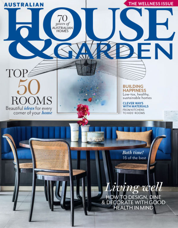 House and Garden November 2018 Top 50 Rooms