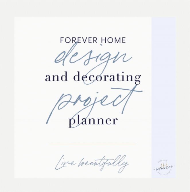design and decorating project planner evaluate your home set goals