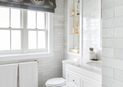 Nadine's Bathroom Renovation