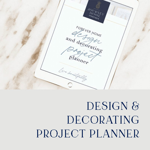 design & decorating project planner