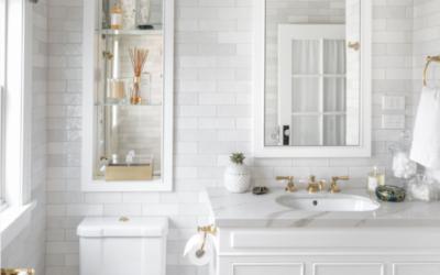Nadine's 1930s Bathroom Renovation: Fresh, Classic Design in Canberra