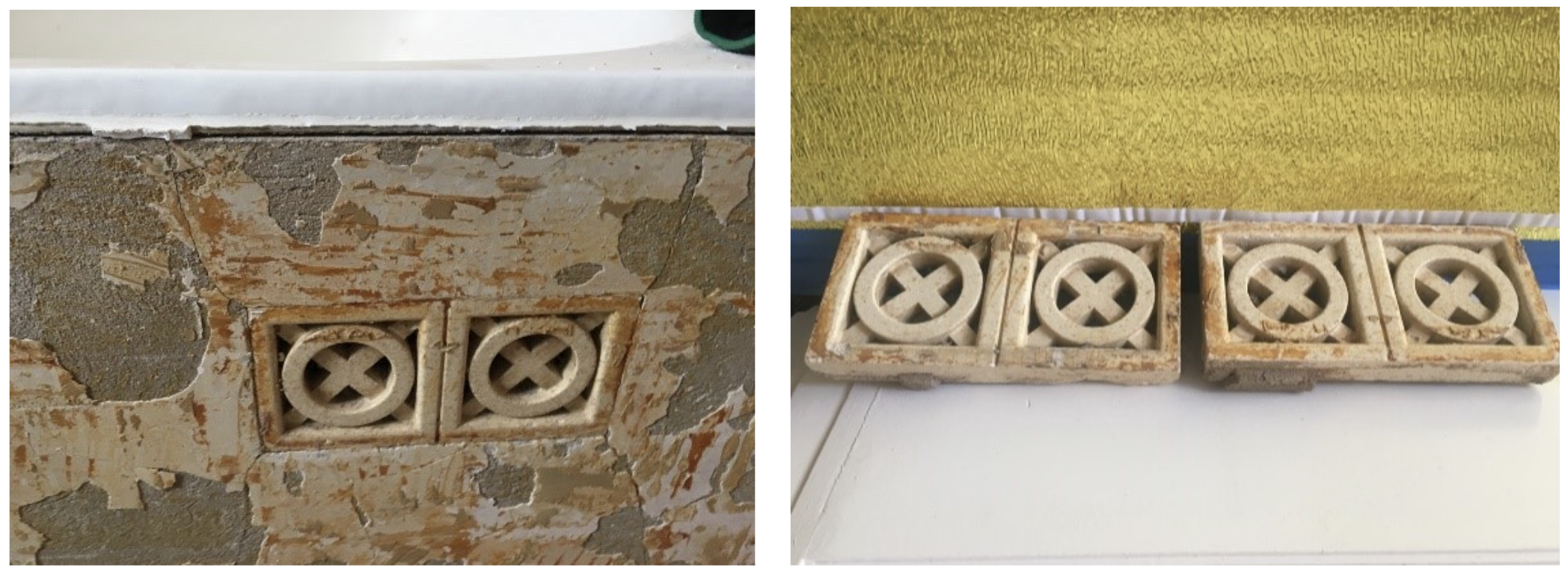 journey-home-interiors-forrest-au-1930s-bathroom-remodel-intricate-vents-found-after-tile-removed