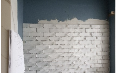 Nadine's 1930s Bathroom Renovation: Demolition, Surprises & Construction