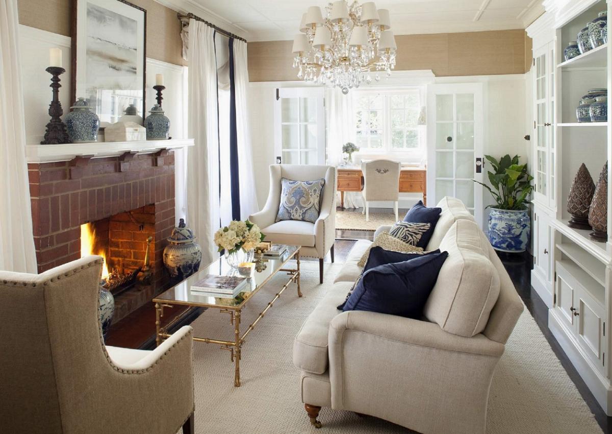 JourneyHomeInteriors-NSW-Ainslie-Traditional-InteriorDesign-Decorator-ForeverHome-Living-Room-Fireplace